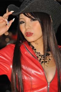 красивая японская девушка